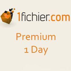 1fichier premium account - The talk wiki
