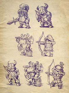 character-sketch-examples