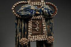 Ornamental Prestige Sword in Scabbard Bamum / Bamiléké / Tikar, Cameroon Grasslands :: ERTribal The Prestige, Wood Sculpture, Tribal Art, Small Groups, It Cast