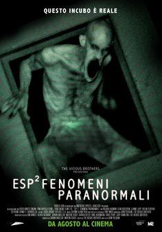 #ESP2 - FENOMENI PARANORMALI è al #cinema.