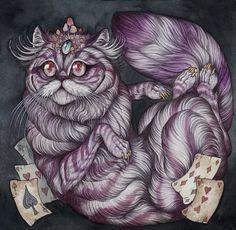 Caitlin Hackett - Cheshire Cat