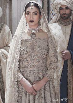 Pakistani designer fahad hussyn