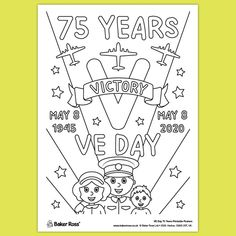 VE Day 75 Years Anniversary Poster Remembrance Day Activities, Remembrance Day Poppy, Poppy Craft For Kids, Crafts For Kids, Spring Art Projects, Spring Crafts, Craft Free, Origami Art, Flower Crafts