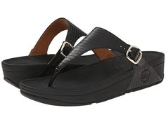 FitFlop The Skinny™ Black - 6pm.com