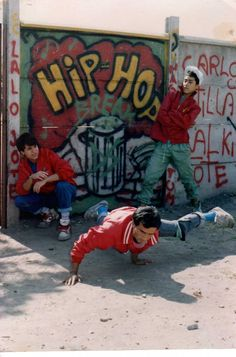 Old School Chile!