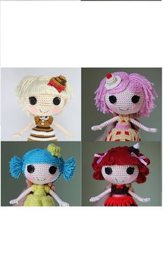 Hey, I found this really awesome Etsy listing at https://www.etsy.com/listing/168664971/pattern-4-pack-lalaloopsy-dessert-shoppe
