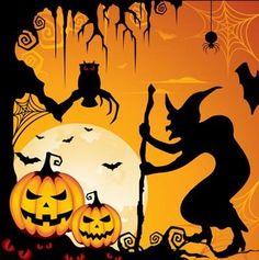Théâtre d'ombres Halloween