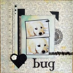 Layout: BUG--Don't you just love dogs?!
