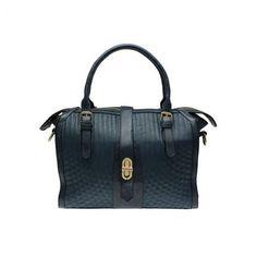Gepflegte Handtasche (in 6 entzückenden Farben) #blue #handbag # fashion #jepo