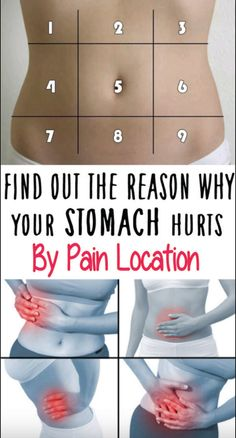 Read this if you ever had pain in your stomach – FIT/NSTANTLY