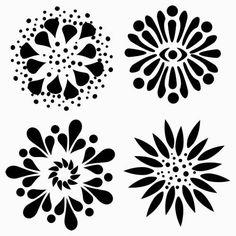 TCW327 4flowers lo res.jpg 500×500 pixels