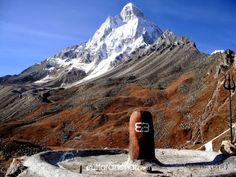 Mount Shivling - Tapovan, Gangotri valley, Uttarakhand.
