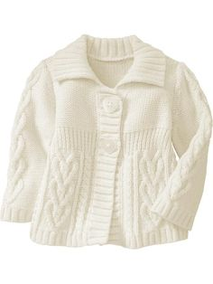 Old Navy | Cable Knit Sweater Cardis for Baby