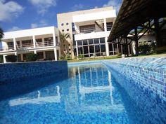 The big swimming pool at Casa Grande!!