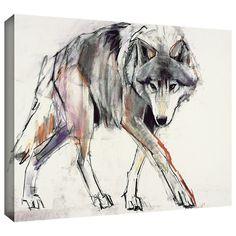 <li>Artist: Mark Adlington</li>%0A<li>Title: Wolf</li>%0A<li>Product type: Gallery-wrapped canvas</li>