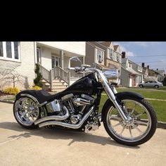 FatBoy Harley (Custom Beauty)