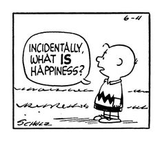 "Thanks to Charles Schulz, we have Charlie Brown and the ""Peanuts"" gang to illustrate all of life's little existential frustrations. -  #pean..."