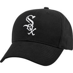 Chicago White Sox Adjustable Brushed Cotton Twill Cap  11.95 Armario De  Niño 2040bd3328e