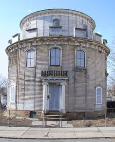The Round House — Somerville, Massachusetts.