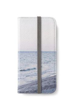 Sensation iPhone wallet by artbyjwp from redbubble #iPhonecase #phonecases #phonewallets #iPhonewallet #beach #artbyjwp
