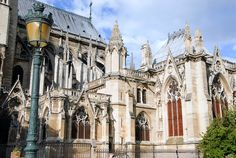 Notre Dame side Paris - BoulderLocavore.com