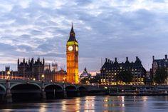 Verhuizen naar Londen?!