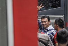 Tuntut Ahok Kembali ke Cipinang, 200 Orang Geruduk KemenkumHAM