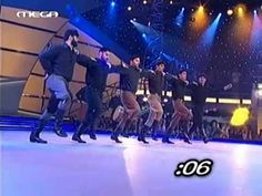 Kritikos Pentozalis - Traditional Greek Dance from the Island of Crete (So U Think U Can Dance - Greece, Mega Channel, 24/4/2007)