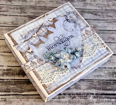 Ann Kristins fristed: sjokoladekort After Eight, How To Make Paper Flowers, Ann, Decorative Boxes, Projects To Try, Scrapbooking, Paper Crafts, Snacks, Rose