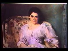 The Portrait Institute John Singer Sargent's Lady Agnew 1 - YouTube