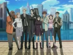 Blood+ ~ This anime caught me from the start. It is rated TV-MA for mainly violence and a lot of blood. I enjoyed the story line/plot. The story is Silya has lose all her memories except for the past year. It's a journey in learning about herself, her past and why she is different. Favorite!!