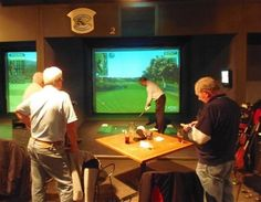 Golf-O-Max offers golfers the chance to play on 57 world-famous courses.