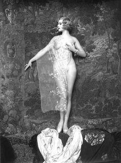 Hazel Forbes (November 26, 1910 – November 19, 1980) by Alfred Cheney Johnston, circa 1928