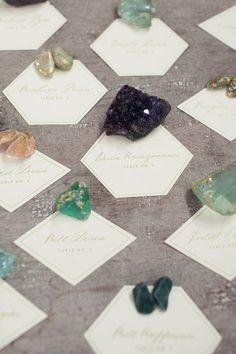 57 Trendy And Chic Geode Wedding Ideas | HappyWedd.com #PinoftheDay #trendy…