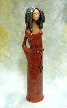 http://www.facebook.com/pages/KB-Galerie/561079683915422 Kateřina Baranowska: Morgiana - strážkyně