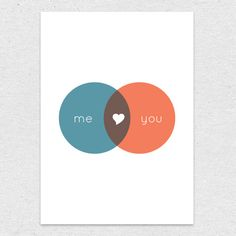 Me Heart You from Think & Ink Studio $4.75