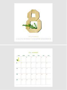 더캘린더 종이접기 캘린더 #더캘린더 #캘린더 #달력 #달력디자인 #캘린더디자인 #calendar  #calendardesign…