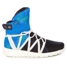 Super Freak Premium Blue Hightop Cardio Sneaker | Apparel & Accessories | Heyday Footwear