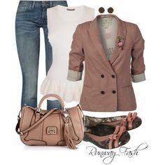 """I ♥ Fashion"" by lunagitana on Polyvore"