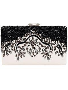 White Bead PU Shoulder Bag 26.33