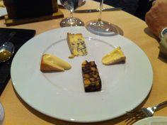 And more cheese at Tassili at Grand Hotel, Jersey