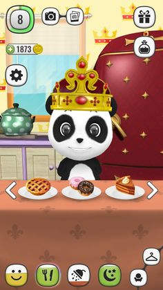 Hello people! Try our new game My Talking Panda - Virtual Pet and enjoy playing with cute little panda! Check it out!  https://www.microsoft.com/store/apps/9nblggh5hr4q