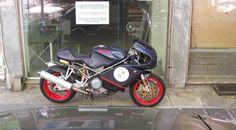 Ducati ST4s Cafe-Racer