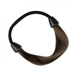... Wig Headband on Pinterest | Rubber bands, Hair accessories and Wigs