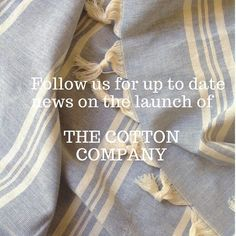 See this Instagram photo by @thecottoncompanysa
