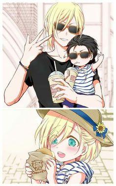 Yurio's Babies  !! #YuriOnIce