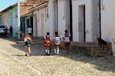 #cuba #ville #trinidad #city #town #enfant #children