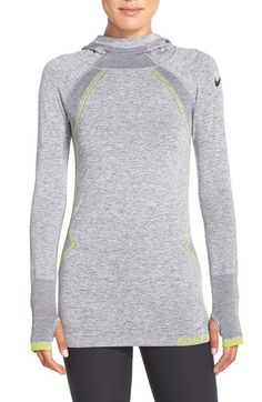 Nike Pro Hyperwarm 'Limitless' Hoodie available at #Nordstrom