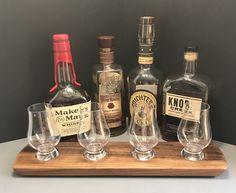 Whiskey Wednesday, Color Streaks, Whisky Tasting, Tasting Table, Dark Walnut, Scotch Whisky, Cut Glass, Bourbon, Light In The Dark