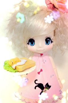 Kawaii Doll, Kawaii Plush, Kawaii Cute, Bjd, Charlie Bears, Anime Girl Drawings, Fairy Dolls, Ball Jointed Dolls, Cute Dolls